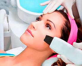 Комплексная ультразвуковая чистка лица