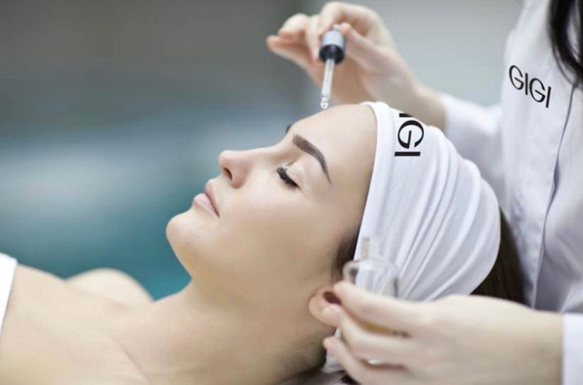 Для жителей мегаполиса! Профессиональная детокс-программа GIGI включает — уход за кожей век, антивозрастная терапия, оптимальное увлажнение, лифтинг, профилактика увядания кожи.