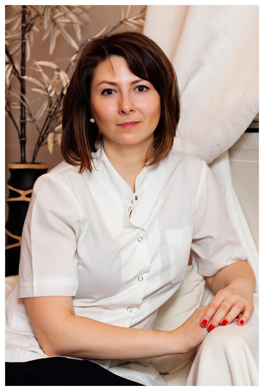 Анна Ращупкина, прекрасный косметолог