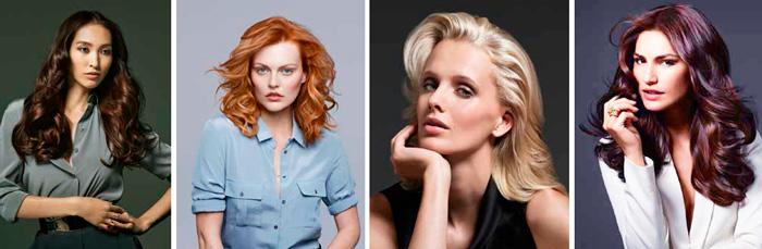 Окрашивание волос Colorance