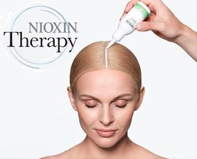 Антивозрастной регенерирующий пилинг кожи головы Nioxin Scalp Renew