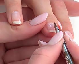 Укрепление ногтей гелем или биогелем Masura