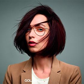 Перманентное выпрямление волос STRUCTURE+SHINE Goldwell до 30 см