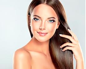 Бразильское выпрямление волос Brazilian Blowout