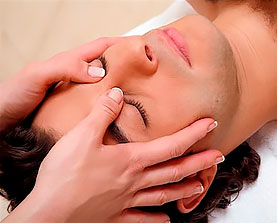 Антистрессовый уход (улучшение цвета, повышение тонуса кожи, массаж)