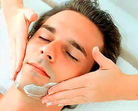 Очищающий уход (снятие воспаления, улучшение кровообращения, уменьшение пор, массаж)