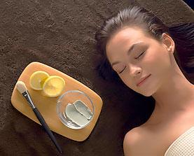 Аромарелаксация и насыщение кожи кислородом